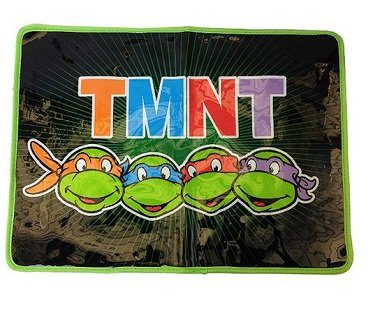 TMNT diaper bag mat