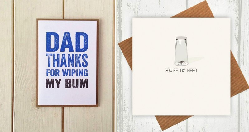 To The Point Greetings Cards