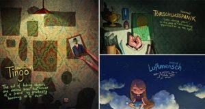 Untranslatable Words Turned Into Illustrations