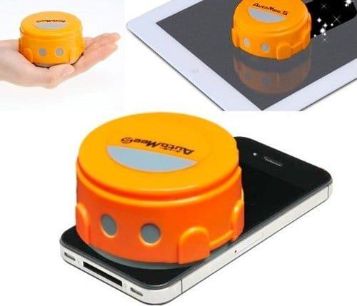 a phone robot