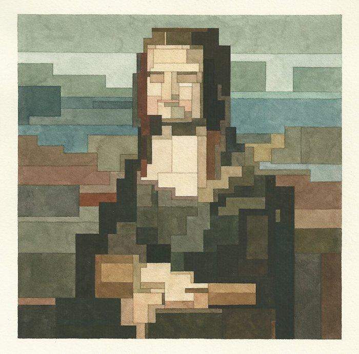 adam-lister-pixel-art-mona-lisa