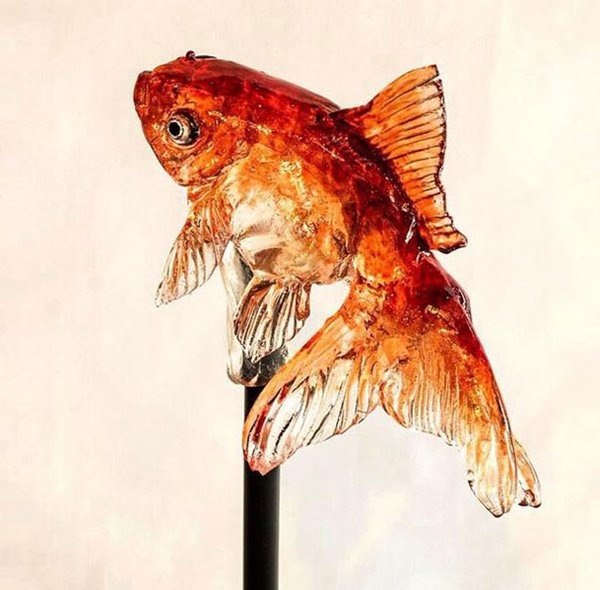 amezaiku-goldfish