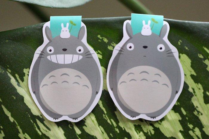 animal-bookmarks-totoro