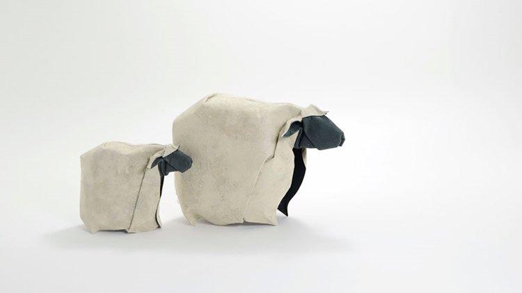 animal-origami-hoang-tien-quyet-sheep