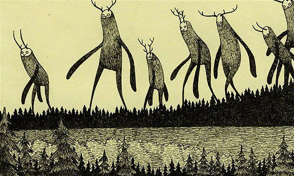 antler monsters