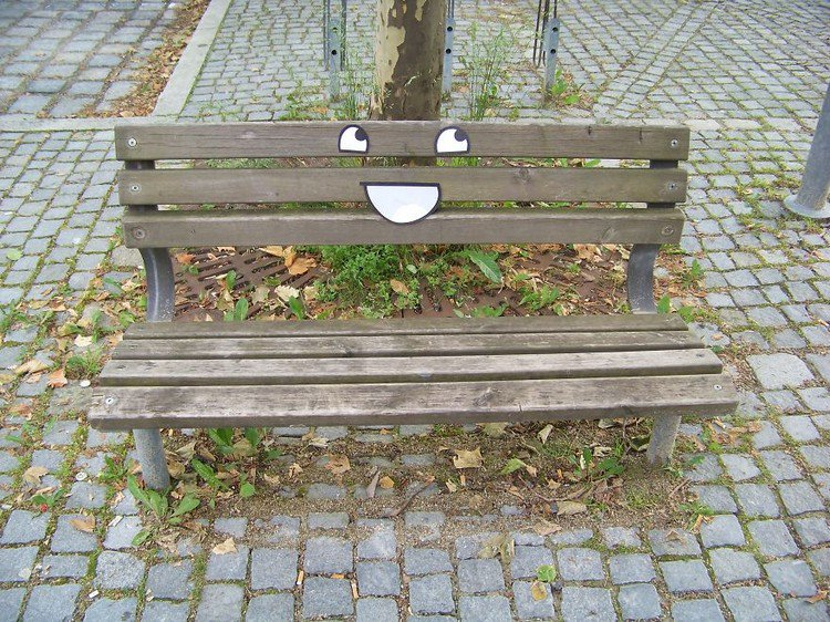 awesome bench