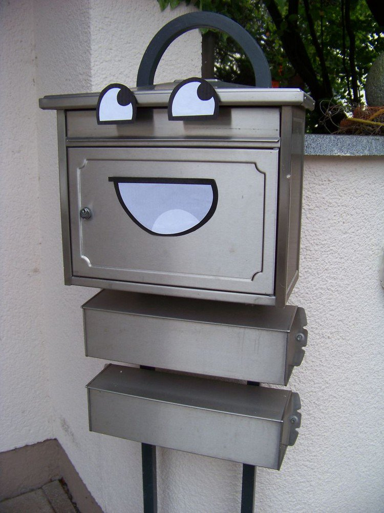 awesome mail box