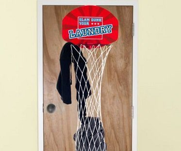 basketball laundry net