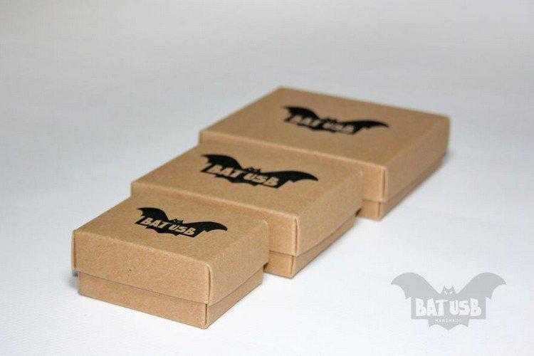 bat usb packaging
