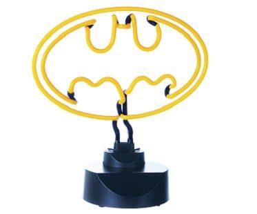 batman neon light yellow