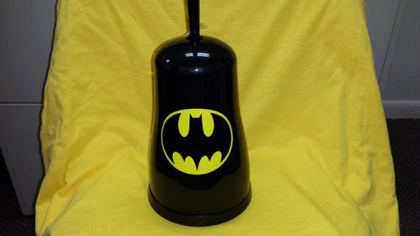 batman toilet brush holder