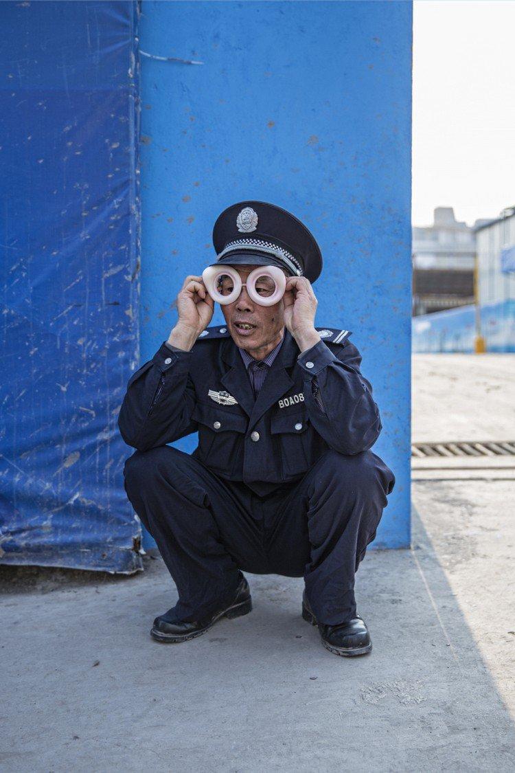 biz eyes eyewear police