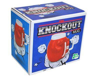 boxing glove mug box