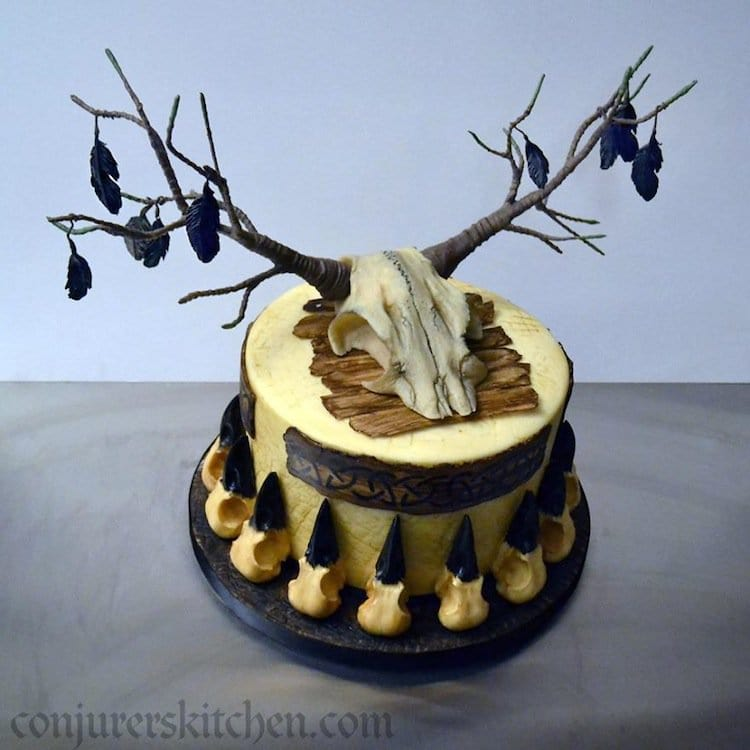 cake-antlers