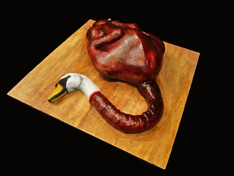 cake-goose
