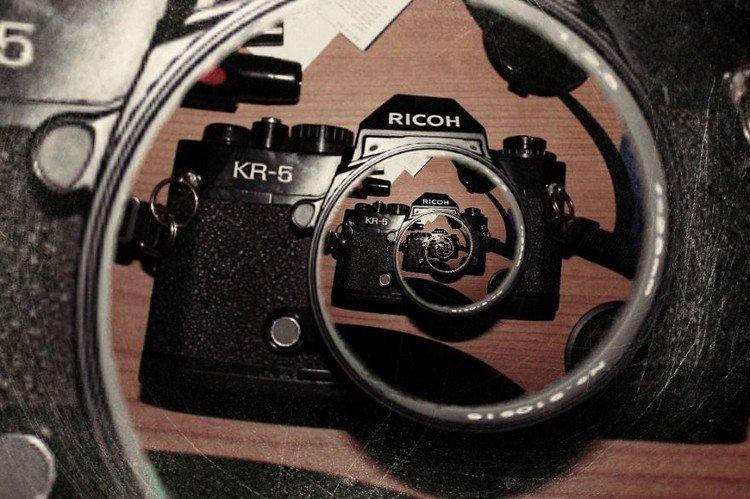 camera droste