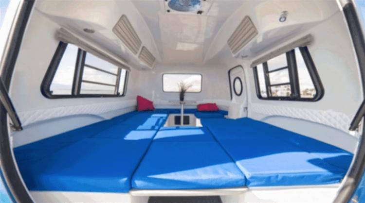 camper-bed