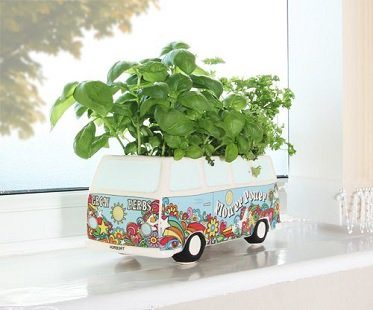 campervan herb planter