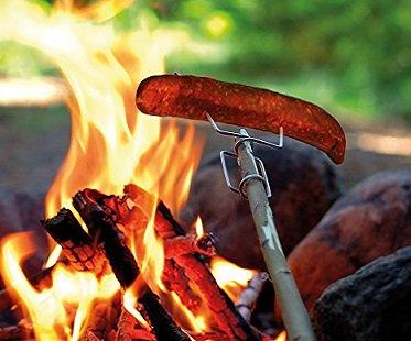 campfire stick forks