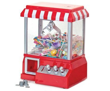 candy grabber sweets