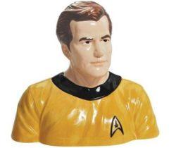 captain kirk cookie jar