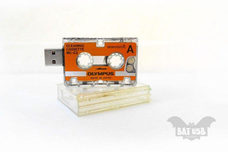 cassette usb