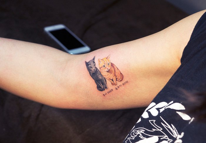 cat-tattoo-pair