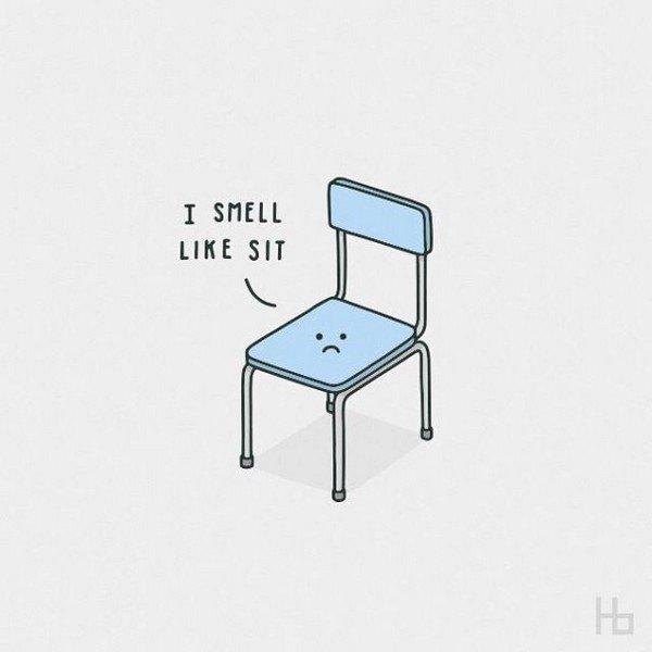 chair sit