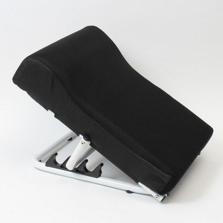 close up adjustable cushion