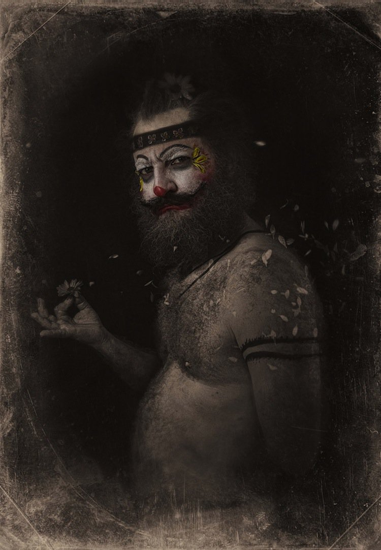 clown-beard
