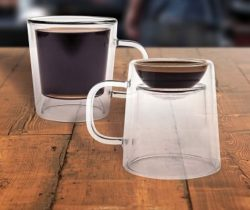 coffee and espresso mug
