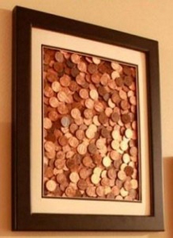 coin craft ideas 21 diy projects that won t cost much money 1336