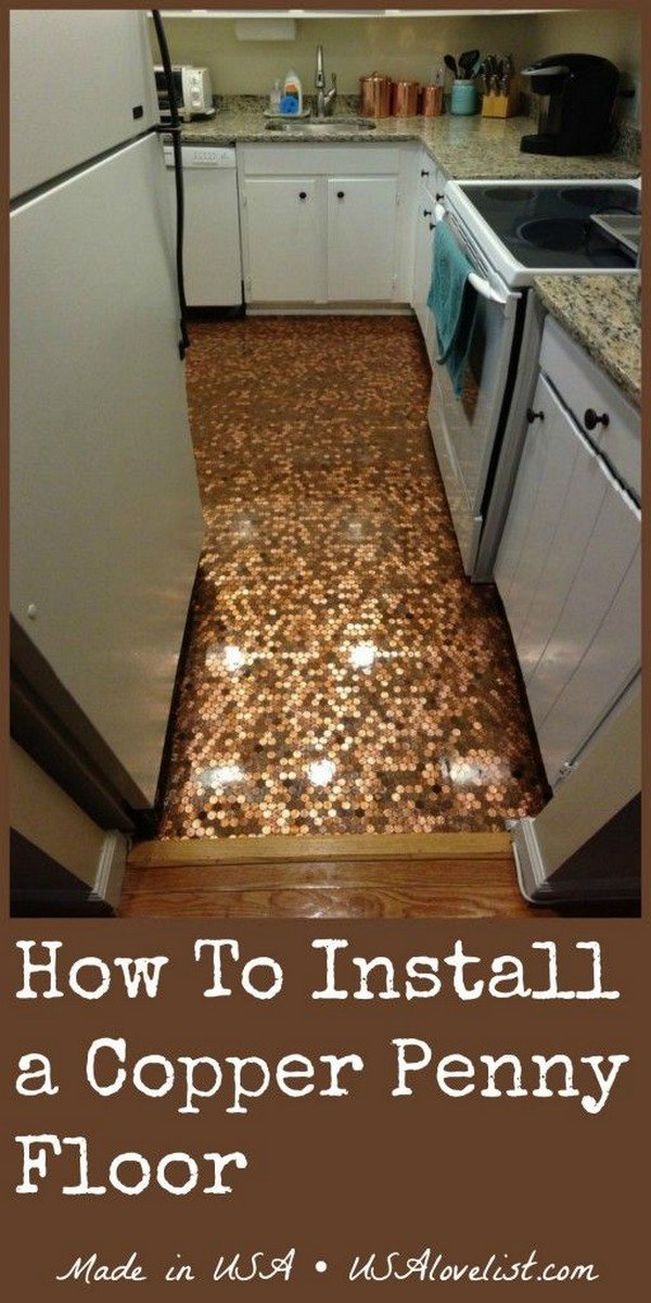 21 Diy Penny Projects That Won 39 T Cost Too Much Money