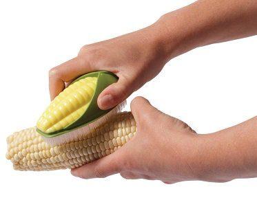 corn scrub brush yellow