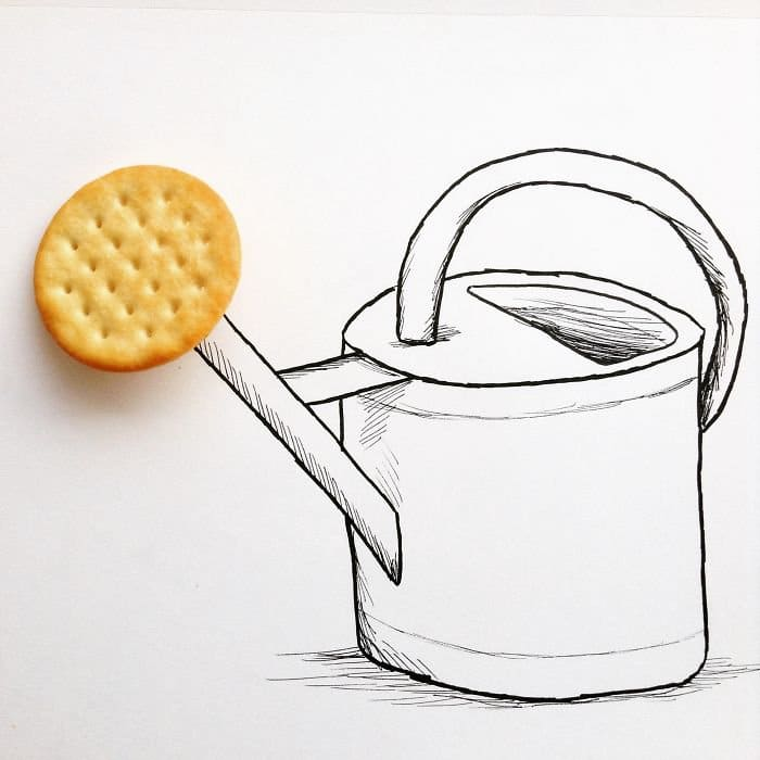 cracker watering can