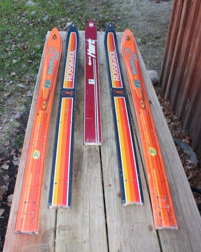 cut skis
