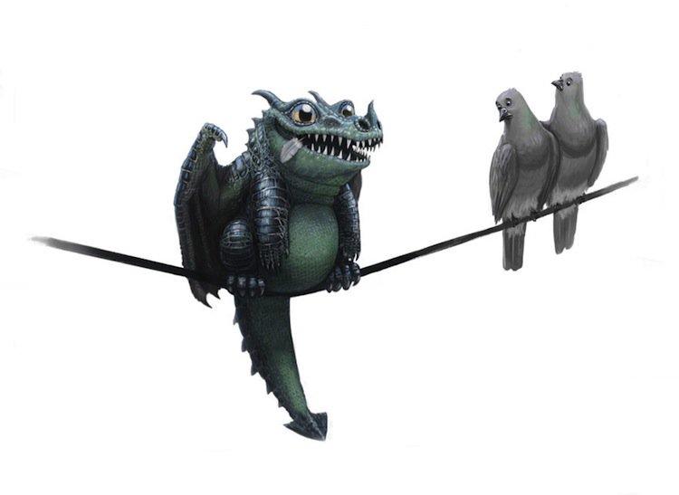 dragons-birdy