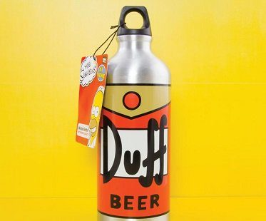 duff beer drink bottle