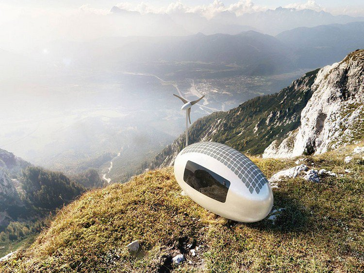 ecocapsule mountain