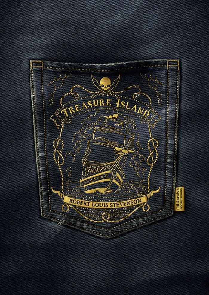embroidered-book-covers-treasure-island
