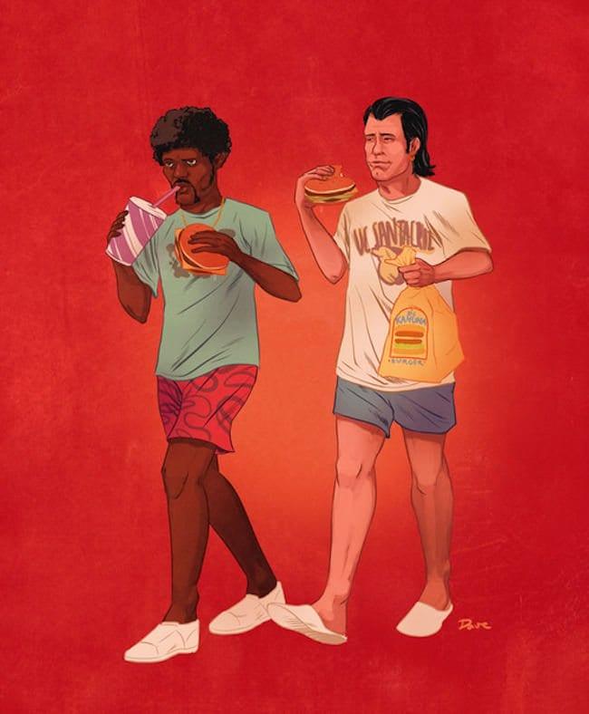 famous-best-friends-pulp-fiction