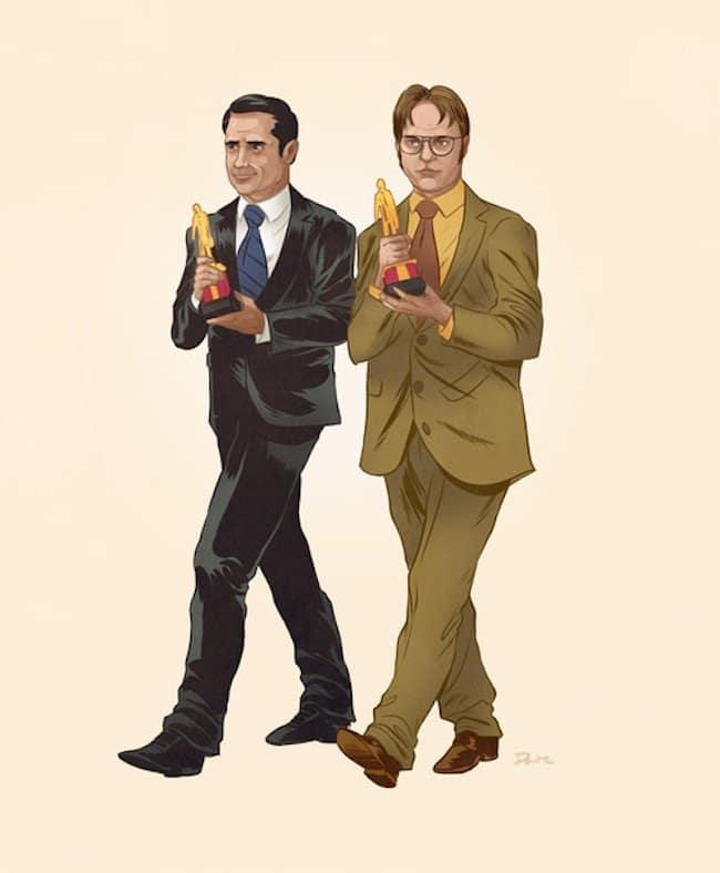 famous-best-friends-the-office