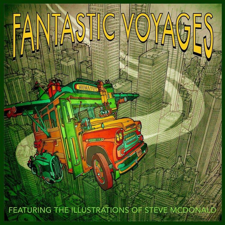 fantastic voyages cover