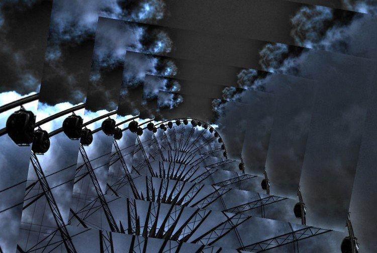 ferris wheel repetition