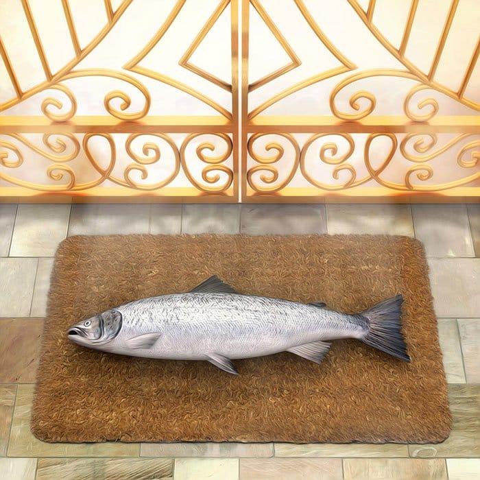 fish mat