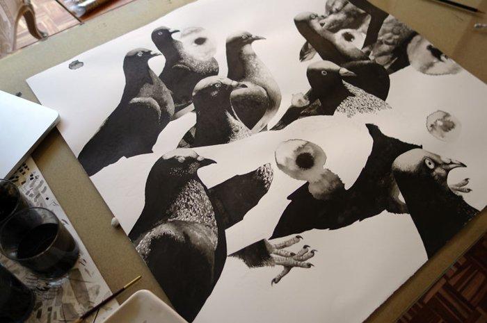 gawie-joubert-pigeons-artist