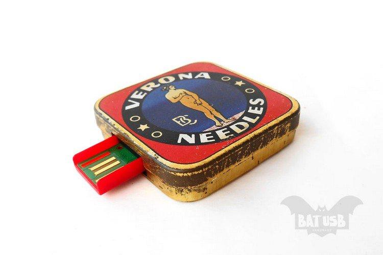 gramophone needle box usb