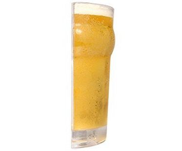 half pint glass beer