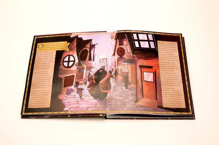 harry potter illustrated version pdf