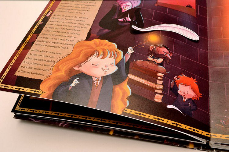 harry potter pages hermione